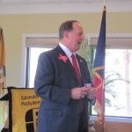 Key Note Speaker, Wayne Faircloth GOP Nominee for Texas House District 23